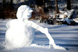 """Snow Sculpture 2.1"""