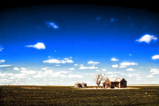 """""""Western Oklahoma Farmhouse #1"""""""