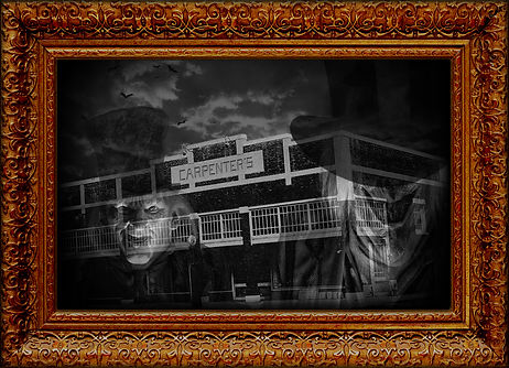 NW Arkansas haunted house attraction, Northwest Arkansas haunted house attraction, Carpenter's Mortuary Spook House, Gentry Arkansas haunted house attraction