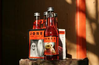 """Jones Soda Label"""