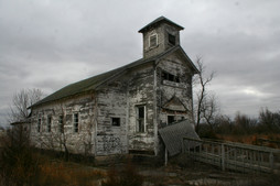 """Picher Church Exterior #2"""