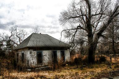 """Picher House Exterior #3"""