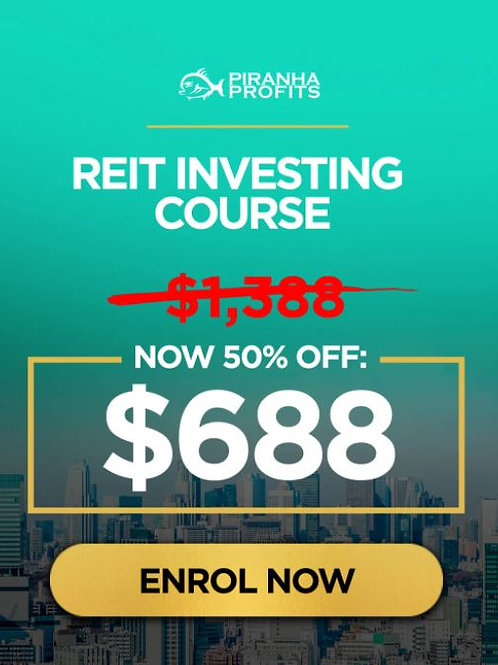 REIT Investing Course