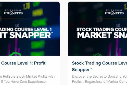 Stock Lvl 1 and lvl 2 Bundle with future update and telegram