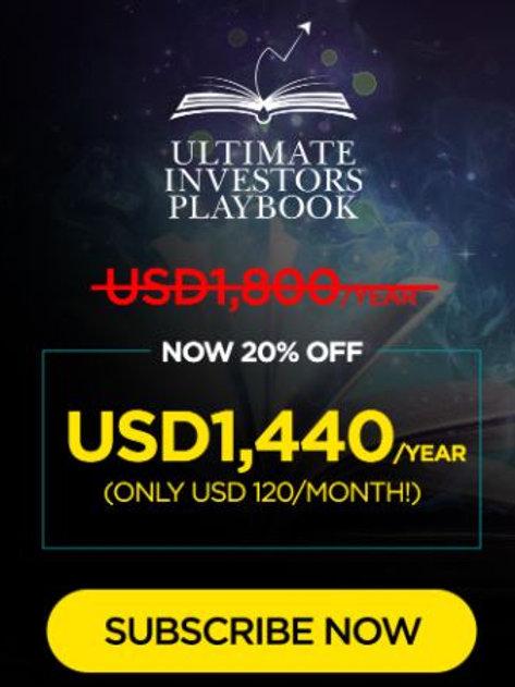 Ultimate Investor Playbook & Options Tactics Playbook