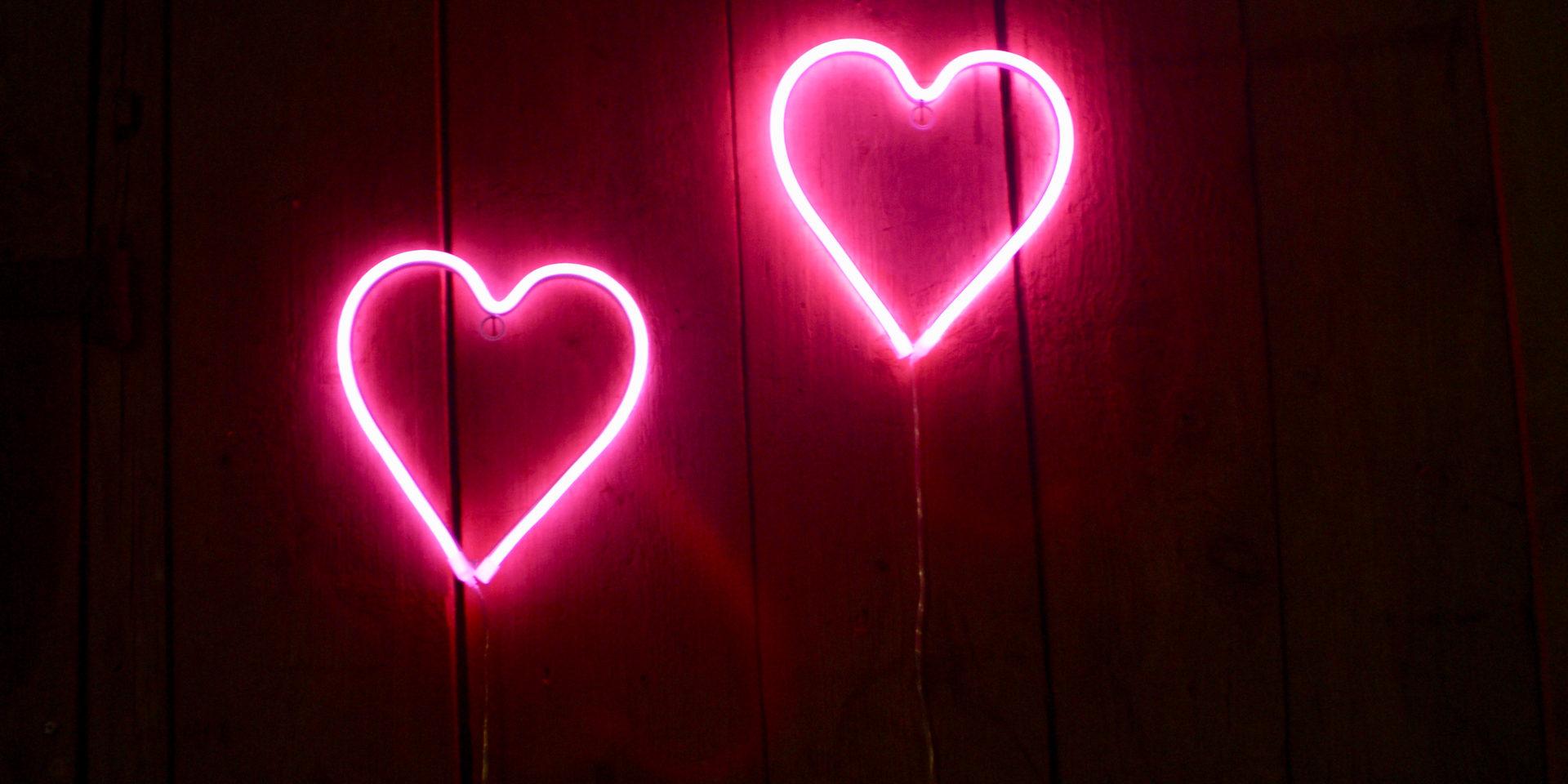 LED Hearts