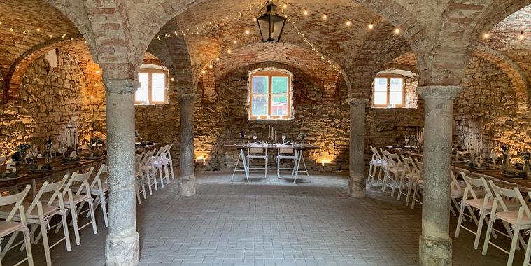 Secret Wedding Location
