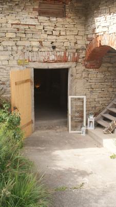 Eingangsbereich Location