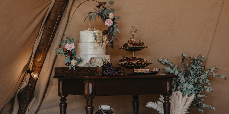 Boho/Tipi Wedding. Styled Shoot