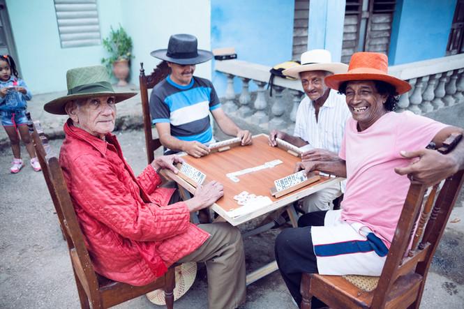 Chapeau Cuba