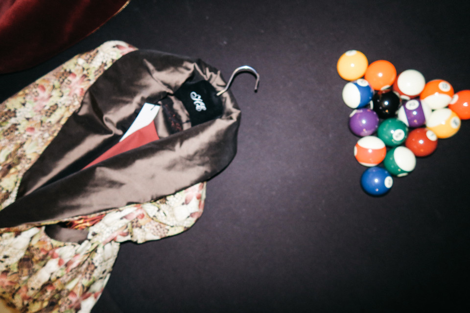 Blurry Balls