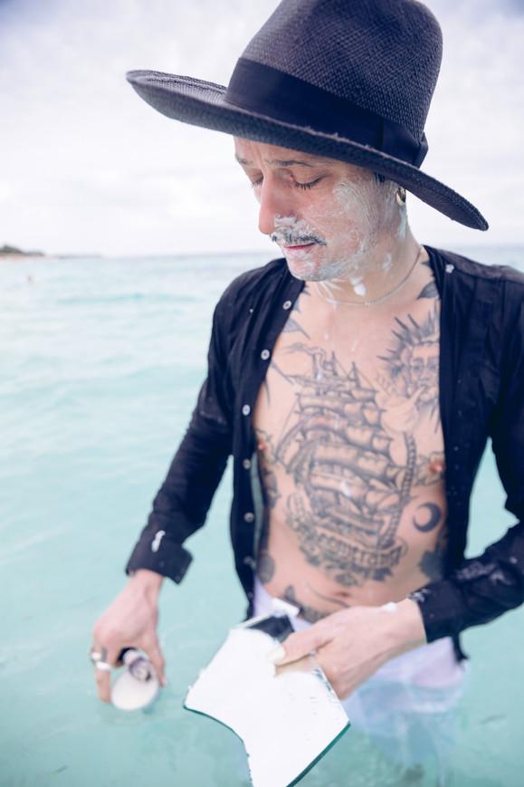 Ocean Shave Part II