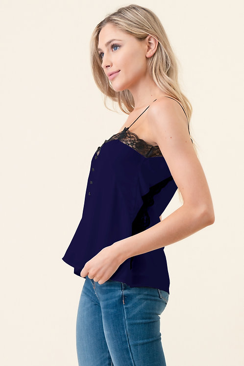 Style #20046 Reversible in Navy ($12.00/piece)