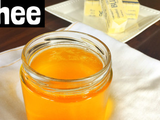 A beginners guide to Ghee- What is Ghee & How to make homemade Ghee?