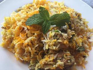 What is Biryani - A step by step guide to make the perfect Hyderabadi Chicken Biryani