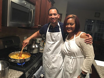 Couples Cooking classes Charlotte, NC