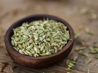 Why do Indian restaurants serve Fennel seeds after the meal?