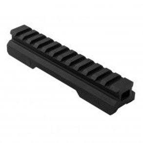 "AR15 GEN2 PICATINNY ¾"" X 5.2""L RISER RAIL MOUNT - LONG"