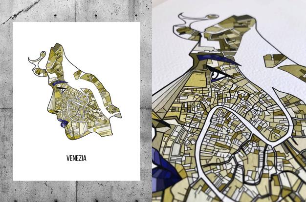 CityFace - Venezia
