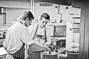 Discussing flavours with Ian Webber