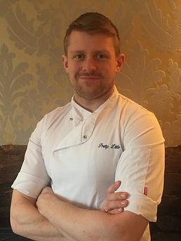 Head Chef Samuel Brook