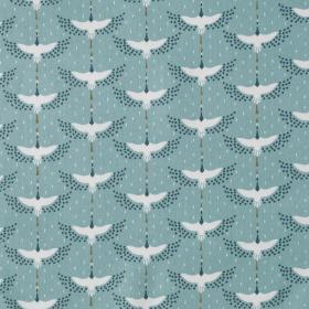 Beschichtete Baumwolle - Vögel