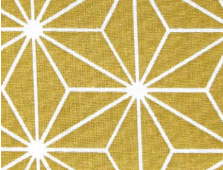 Beschichtete Baumwolle - Grafisches Muster