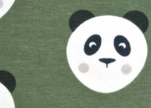 Baumwolle - Panda
