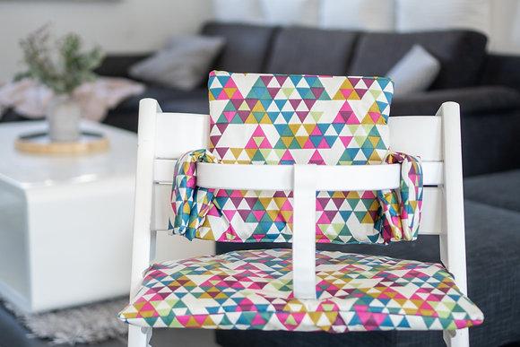 beschichtetes Sitzkissen Set für das STOKKE ® Tripp Trapp ® Modell