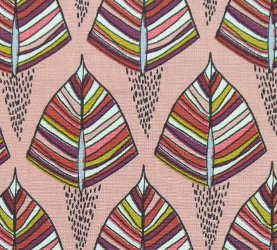Canvas Baumwolle - Feder