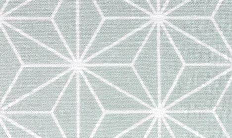 Baumwolle - Grafisches Muster
