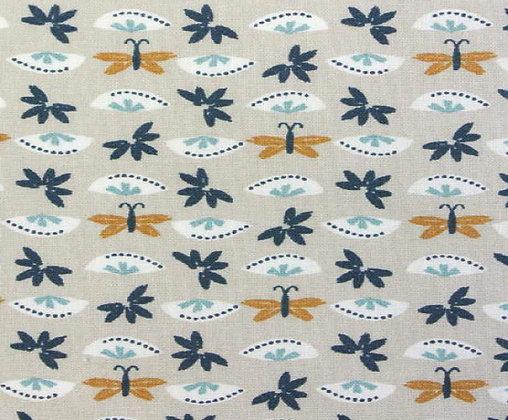 Baumwolle - Schmetterling