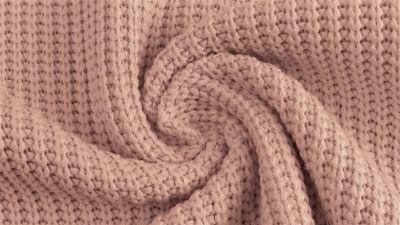 Baumwollstrick - Cable Design