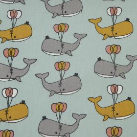 Baumwolle -Wale