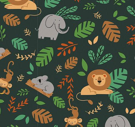 Jersey - Dschungeltiere