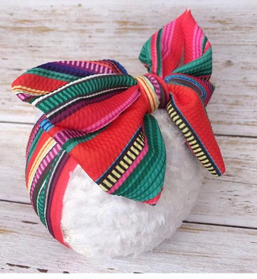 Colorful headband