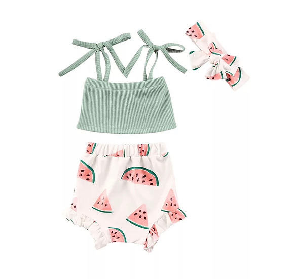 one in a melon 3pc set