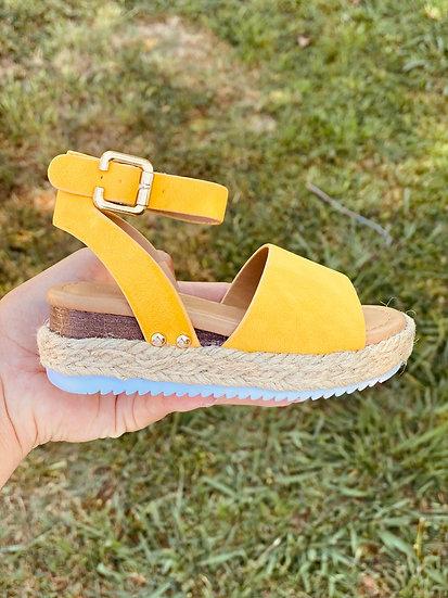 espadrille sandals (4c-13c toddler)