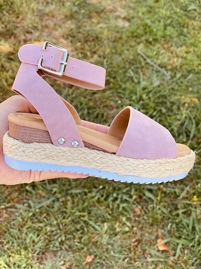 espadrille sandals (1-4youth)