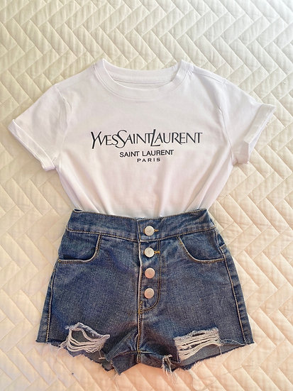 YSL T-shirts