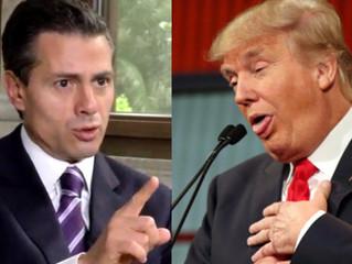 Trump en México, más que una amenaza y un serio problema, una gran oportunidad.