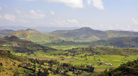 Landscape Togo