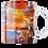 Thumbnail: Abstract painting Mug