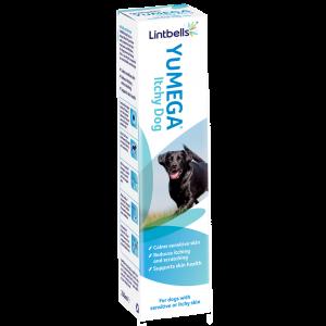 Lintbells YuMEGA Itchy Dog