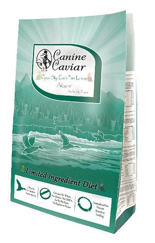 Canine Caviar Open Sky Duck Grain Free for Dogs