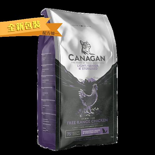 Canagan Light / Senior for cats