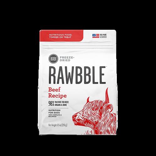 RAWBBLE FREEZE DRIED FOOD BEEF RECIPE