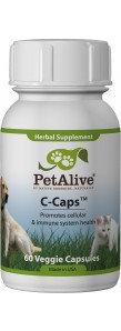 PetAlive C-Caps™ for Immune Health & Vitality
