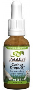 PetAlive Cushex Drops-S™ for Cushing's Related Symptoms
