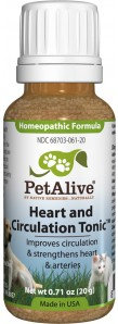 PetAlive Heart and Circulation Tonic™ for Healthy Circulation
